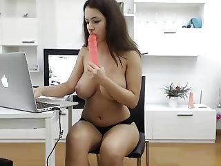 Alex Bulgaira, webcam show (3)