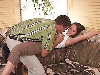 Shy Alt Teen Fucks First Big Mature Cock For Her not brother