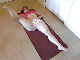 Pretty Astonishing Workout Girl-5