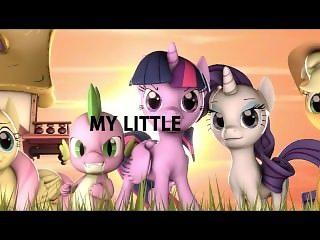 My Little Pony anime opening