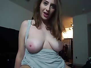 CowGirl with Nice Boobs