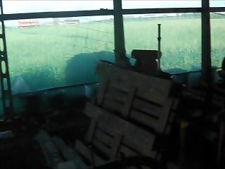 Amateur couple on their first sex tape