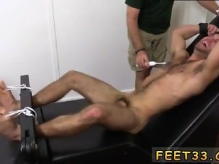 Long haired boy gay sex slaves to younger siblings Cole Money Tickled
