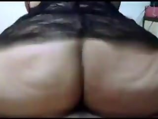 Huge ass riding