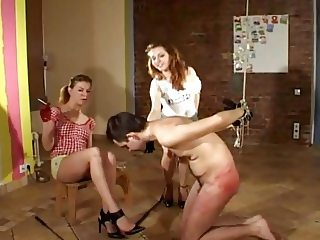 RUSSIAN GIRLS TORTURE SLAVE