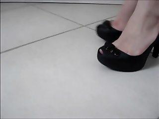 Melissa nos Pes - Ultragirl Heel Special
