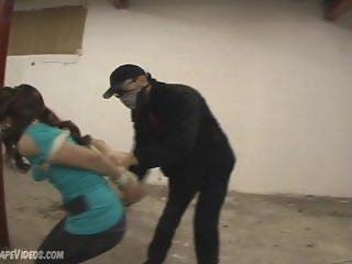 Nastasia Ball Gagged and Fondled