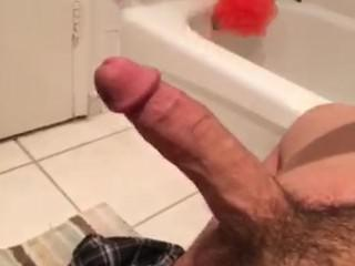 Jerking off for you