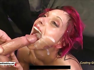 German Goo Girls - Nicky's messy Interview