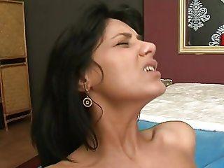 German Girl Screams When Dick Going To Ass