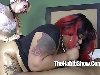 kimberly chi fucks bbw ms giggles and henesey red freak