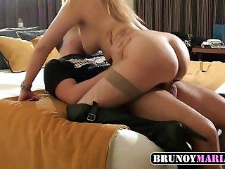 brunoymaria Mi mujer es muy Puta y Folla con un Fetichista
