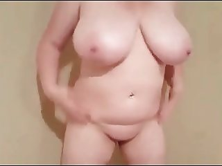All natural 38HH big tits Lateshay