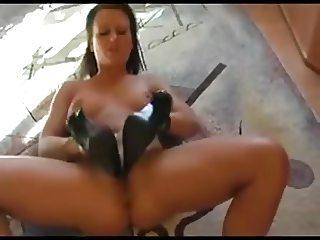 2 Htgh Heels in thePussy
