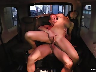 FuckedInTraffic - Slut Lady Dee getting fucked at a car wash