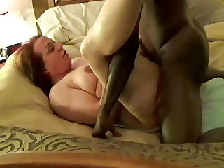 Slut Ann loving BBC