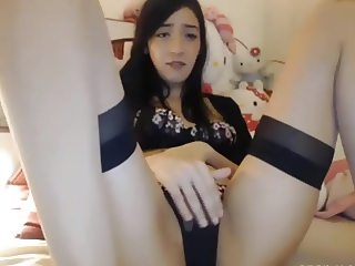 sexy asian webcam stockings