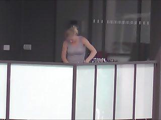 Hotel Window 128