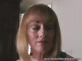 Melanie Loves The Rough Sex