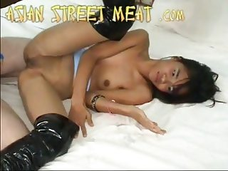 Lovely Asian Pet Ass Fuck 1
