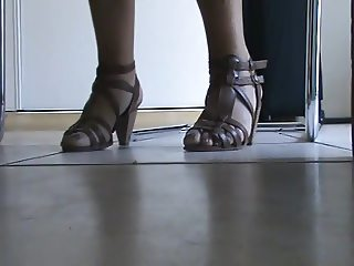 Friend's feet and heels 3
