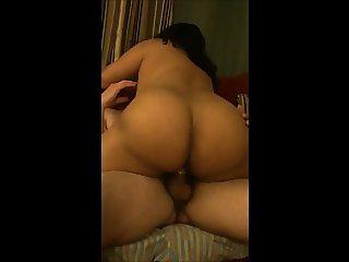 Latina MILF loves a stiff one