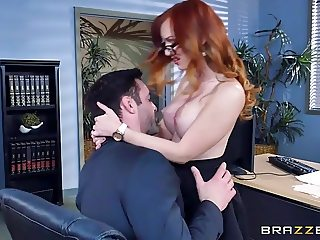 Brazzers - Dani Jensen gets pounded at work