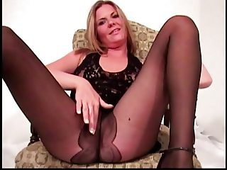 Emily French Cut Pantyhose