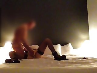 Amateur wife tied has 2 orgasms with sex toys (5)