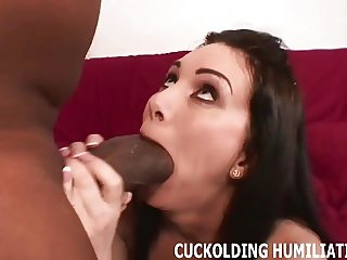 I deserve the orgasm his big cock will give me