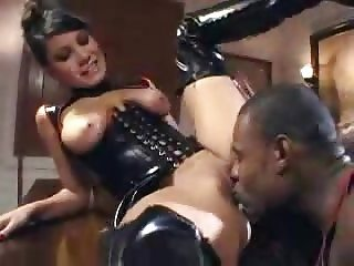 Latex Interracial
