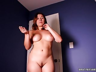 Tenant's Cum Eating Instruction