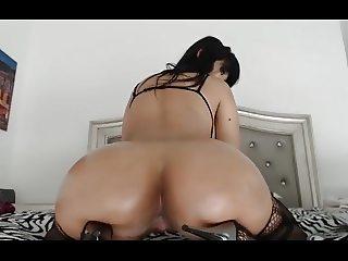 Ass is crazy