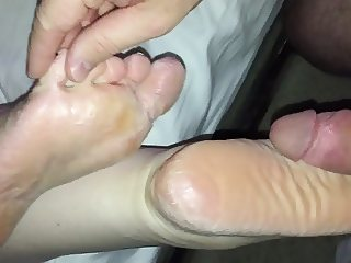 More wife rough soles