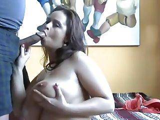 chubby woman good fuck and cream