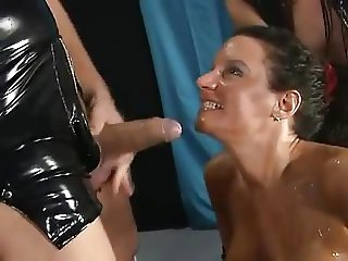 Piss Orgy