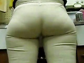 SEXY CHINESE ASS