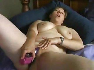 Horny Chubby Teen with nice Tits soaked pussy masturbation