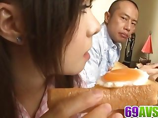 Shino Nakamura, gorgeous wife, fucked on cam