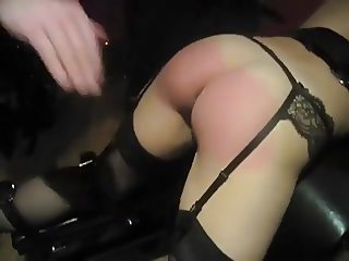 Ass spanked