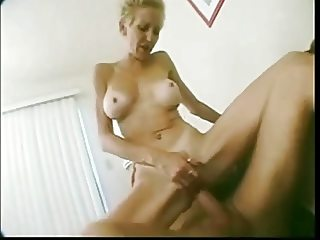Mature Pixie Blonde Fuck
