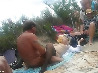 Nude Beach Sex 2