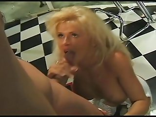 Retro Blowjob Finishers