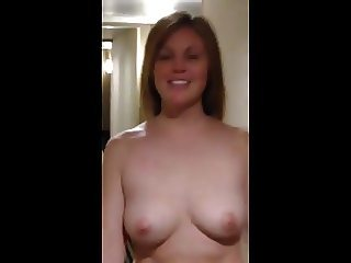 Lick suck fuck couple- Nude in public hotel