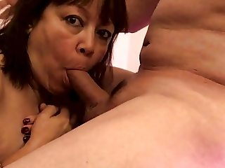 Mature Asian Blowjob 10