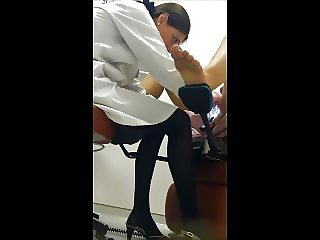 Real gyn exam voyeured