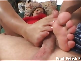 You are my favorite foot fetish slave