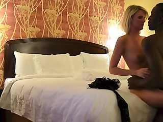 Hot blonde more foreplay