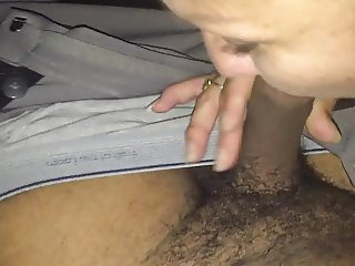 Mexican milf soccer mom giving head