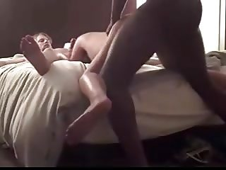 Beautiful Hotwife gets her fantasy BBC in amateur threesome